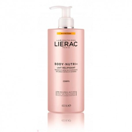 Lierac Body Nutri+ Leche Relipidizante 400ml