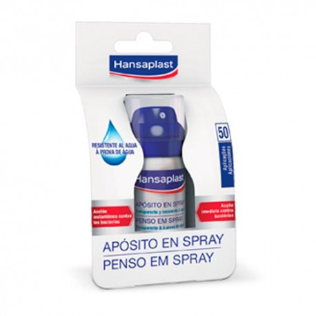 Hansaplast Apósito en Spray 32,5ml