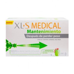 Comprar XLS Medical Mantenimiento 180 Comprimidos