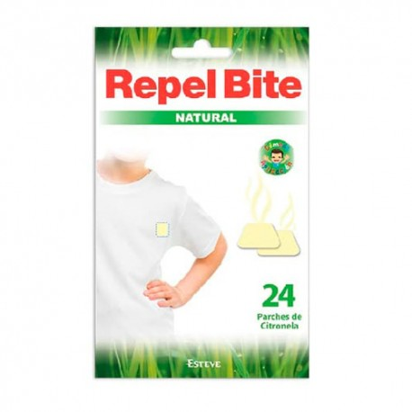 Repel Bite Natural 24 Parches Repelentes