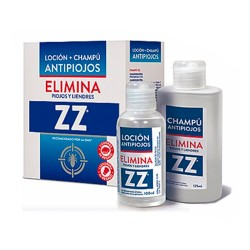 ZZ Pack Loción 100ml + Chmapú Antipiojos 125ml