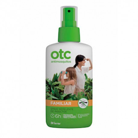 OTC Antimosquitos Familiar Spray Repelente 100ml.