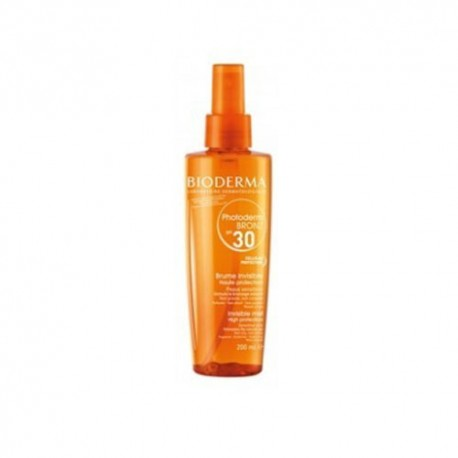 Bioderma Photoderm BRONZ Aceite seco Invisible SPF30 · UVA13 Spray 200 ml