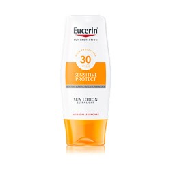 Eucerin Sun Protection SPF 30 Sensitive Protect Anti manchas 150ml.