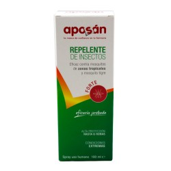 Aposán Repelente Forte Spray 100ml