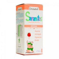 Drasanvi Sananitos Defensas 150ml.