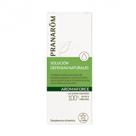 Pranarom Solución Defensas naturales 5 ml