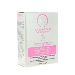 Comprar Be+ Crema Hidratante Vaginal Interna 8 Monodosis 6 ml