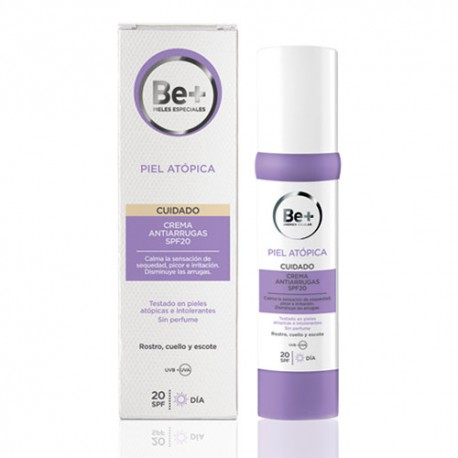 Be+ Crema Antiarrugas SPF20 40 ml