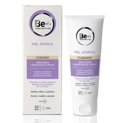 Be+ Emulsión Hidratante Facial SPF20 50 ml