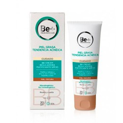Comprar Be+ BB Cream Reguladora Matificante SPF20 Piel Oscura 40 ml