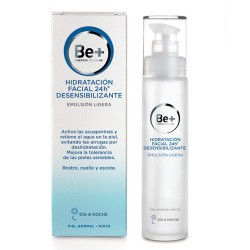 Be+ Emulsion 24h Desensibilizante Ligera 50 ml