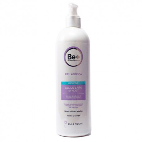 Be+ Gel de Baño Sin Jabón 400 ml