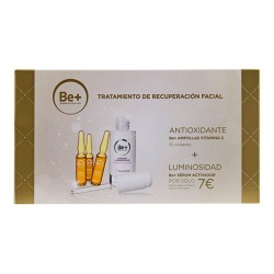 Be+ Pack Ampollas Vitamina C + Serum Luminosidad