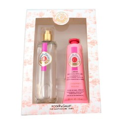 Roger Gallet Pack Gingembre Rouge Perfume 30ml + Bálsamo Manos y Uñas 30ml