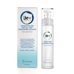 Be+ Emulsion 24h Desensibilizante Piel Seca 50 ml