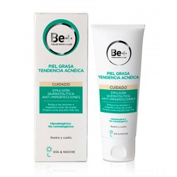 Be+ Emulsion Queratolitica Anti-Imperfecciones 40 ml
