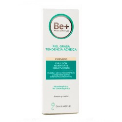 Be+ Emulsion Hidratante Coadyuvante 40 ml