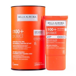 Bella Aurora Protect SPF100+ Piel Sensible 40ml.