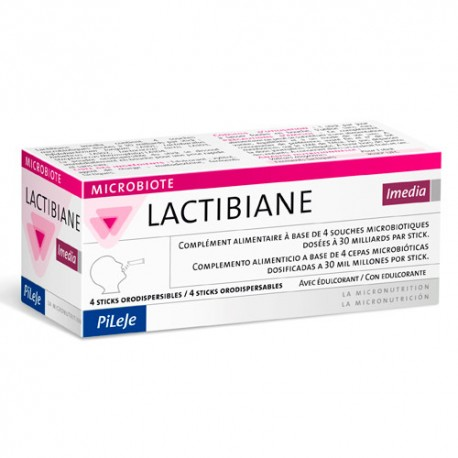 Lactibiane Imedia 4 Sticks