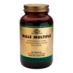 Comprar Solgar Male Multiple 60 Comprimidos
