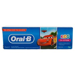 Comprar Oral B Pasta Dental Stages3 Cars/Frozen 75ml