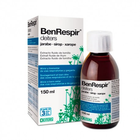 BenRespir Deiters 150ml.