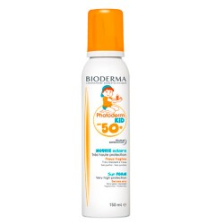 Comprar Bioderma Photoderm Kid Mousse Solar SPF50+ 150 ml