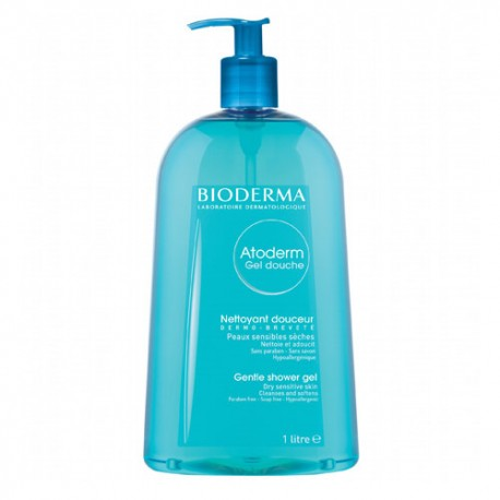 Bioderma Atoderm Gel de Ducha Ultrasuave 1000ml