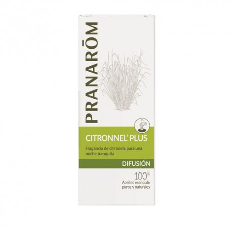 Citronnel'plus - Mezcla para difusor - 30 ml