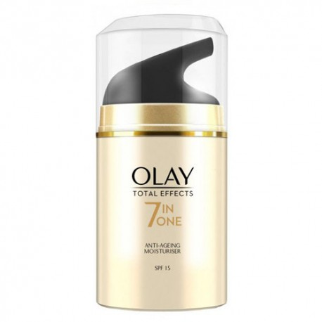 Olay Total Effects 7 en 1 Crema Día SPF15 50ml