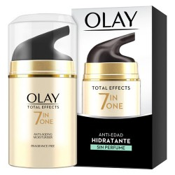 Comprar Olay Total Effects 7 en 1 Crema Día Sin perfume 50 ml