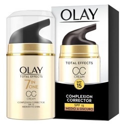 Comprar Olay Total Effects CC Cream 7 en 1 (Medio a Oscuro) 50 ml