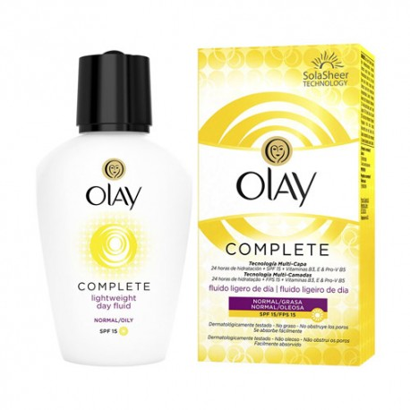 Olay Complete Care Fluido 100 ml
