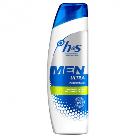 H&S Men Ultra Purificante 300ml
