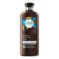 Herbal Essences Acondicionador Hidrata Leche de Coco 400 ml