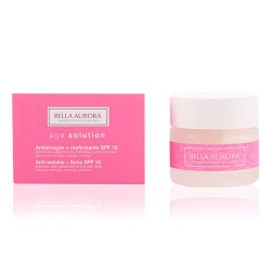 Comprar Bella Aurora Age Solution Antiarrugas + Reafirmante SPF 15 50ml