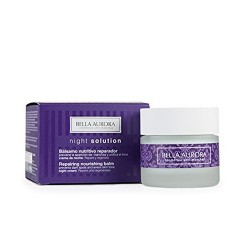 Comprar Bella Aurora Night Solution Balsamo Nutritivo Reparador 50ml.