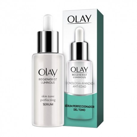 Olay Regenerist Luminous Serum Perfeccionador Tono 40ml