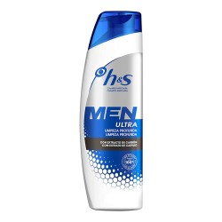 H&S Men Ultra Limpieza Profunda 300ml