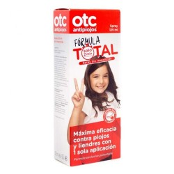 OTC Antipiojos Formula Total 125ml.