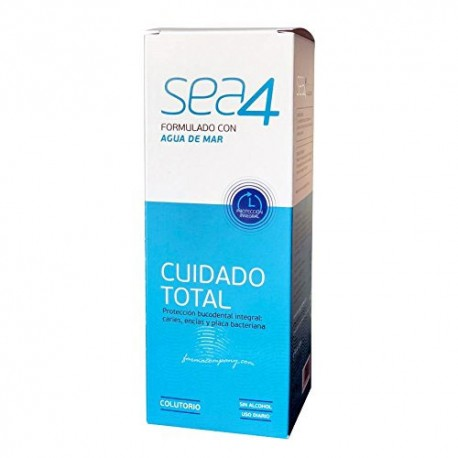 Sea4 Colutorio Cuidado Total 500ml.