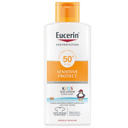 Eucerin Sun Protection Kids SPF 50+ Anti-Manchas 400ml.