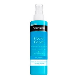 Neutrogena Hydro Boost Aqua Spray Corporal Express Piel Normal 200ml.