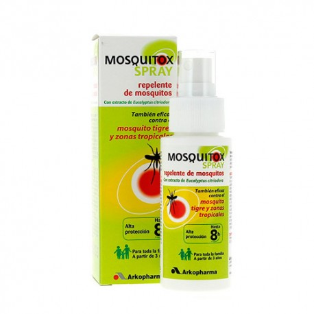 Arkopharma Mosquitox Spray 60ml
