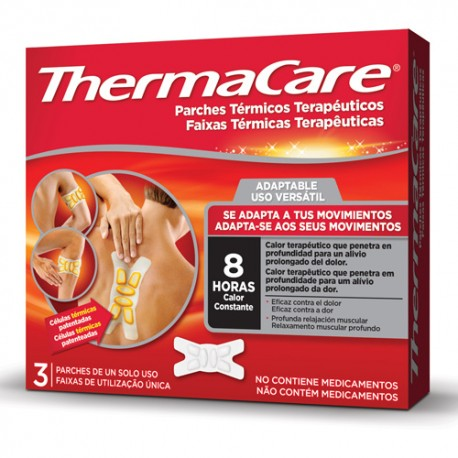 Thermacare Adaptable 3Unidades