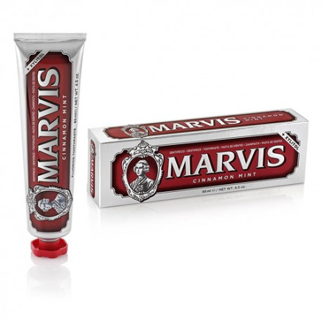 Marvis Dentífrico Menta Canela 85ml