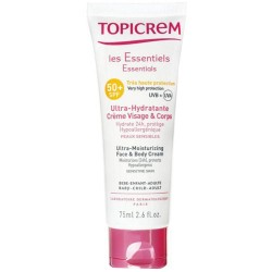Topicrem Crema Ultra-Hidratante SPF50+ 75ml