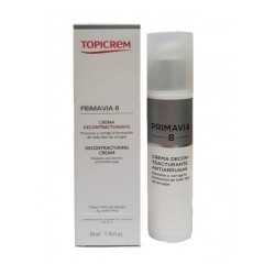 TOPICREM PRIMAVIA 8 DECONTRACT. ANTIARRUG. 40 ML