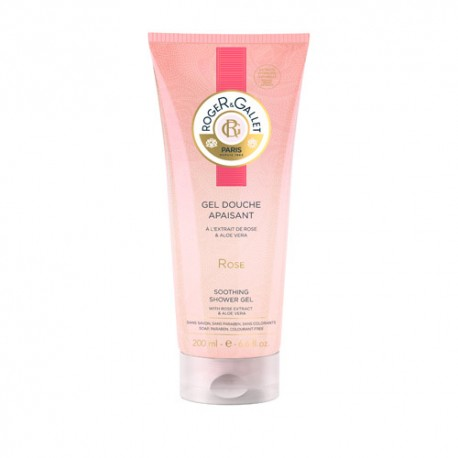 Roger & Gallet Crema Ducha Rose 200ml